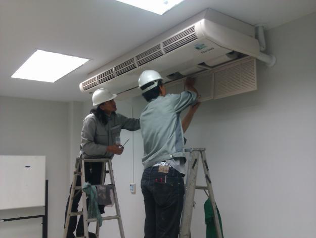Dịch vụ sửa chữa điều hòa inverter