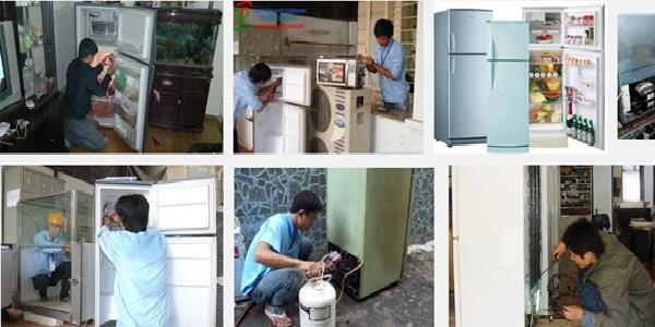 Dịch vụ sửa tủ lạnh uy tín tại Quận Ba Đình với chi phí thấp