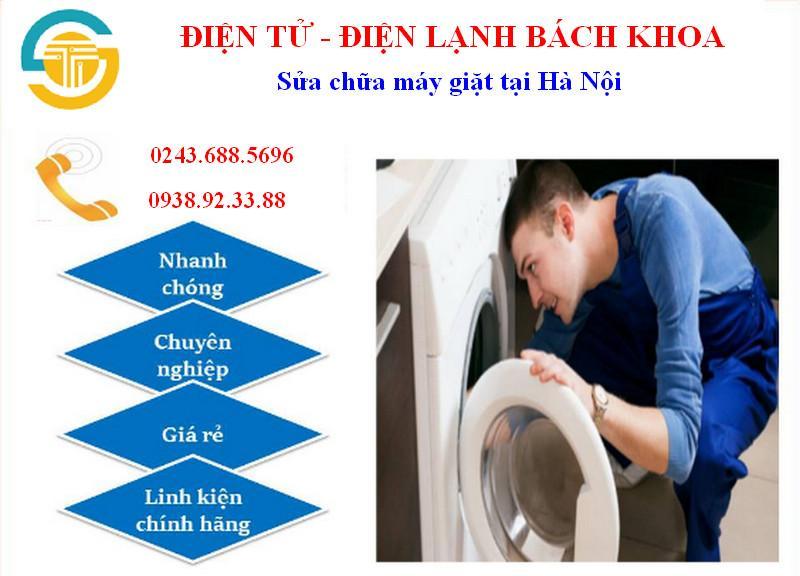 Điện lạnh Đức Hưng - trung tâm sửa chữa máy giặt uy tín tại Hà Nội