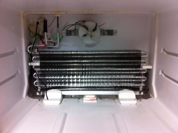 Cảm biến âm tủ lạnh không thông mạch