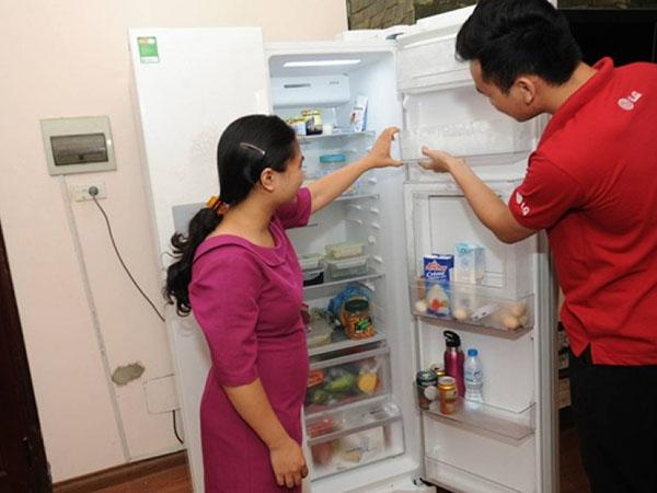Dịch vụ sửa chữa tủ lạnh Đức Hưng