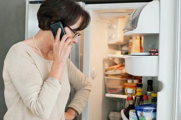 Dịch vụ sửa tủ lạnh bị chảy nước