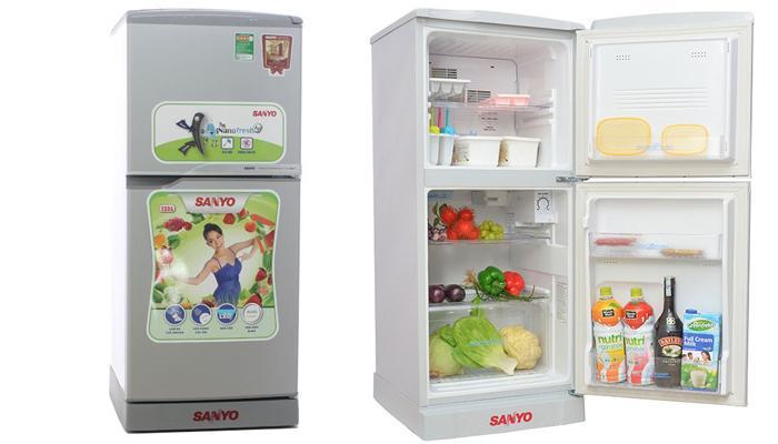 Hướng dẫn sửa tủ lạnh sanyo và những lỗi thường gặp