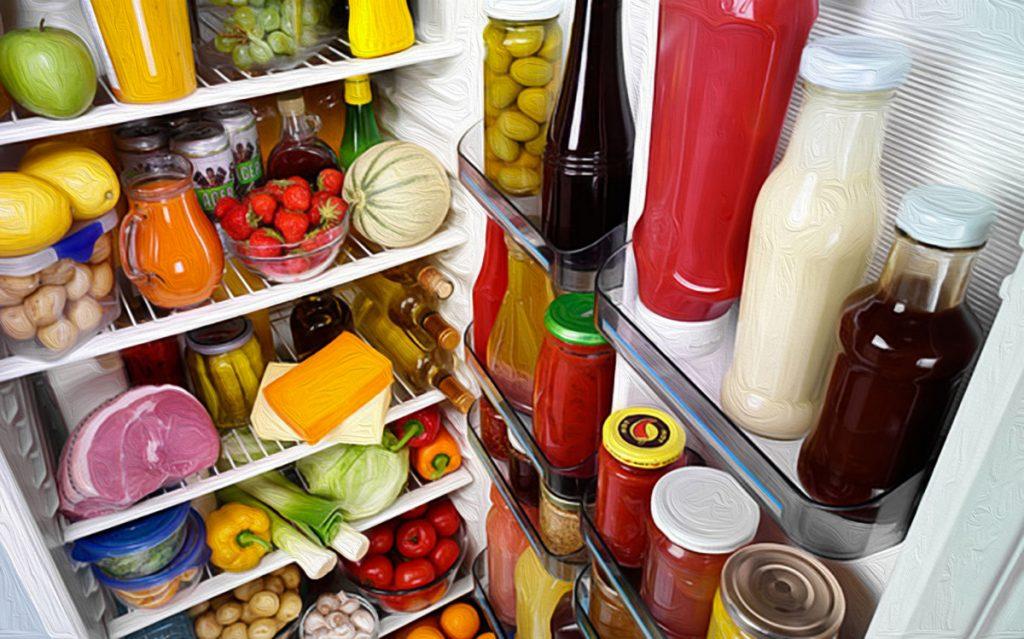 Không nên để quá nhiều thực phẩm trong tủ lạnh