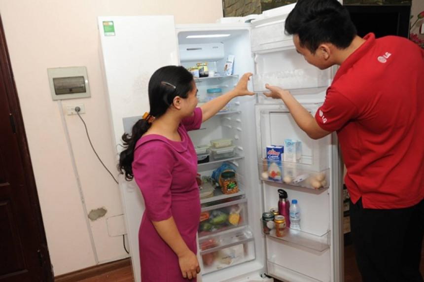 Khi gặp những hiện tượng bất thường hãy liên hệ đến dịch vụ sửa tủ lạnh ngay