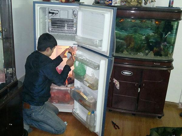 Một số sự cố thường gặp khi sử dụng tủ lạnh