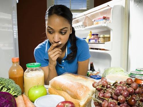 Miếng đệm cửa không chặt gây hại cho tủ lạnh mini