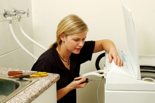 Nhu cầu sửa máy giặt của người tiêu dùng tại Cầu Giấy