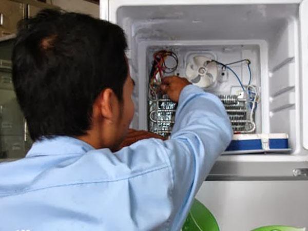 phương pháp sửa tủ lạnh với những lỗi cơ bản