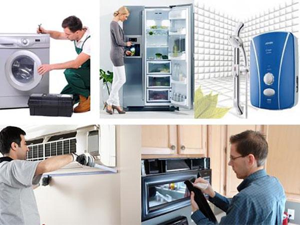Sửa tủ lạnh thủng giàn tại trung tâm điện lạnh Đức Hưng