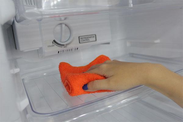 Một số lỗi có thể xuất hiện ở tủ lạnh cũ