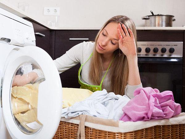 Trong quá trình sử dụng máy giặt dễ bị hư hỏng do nhiều nguyên nhân khác nhau