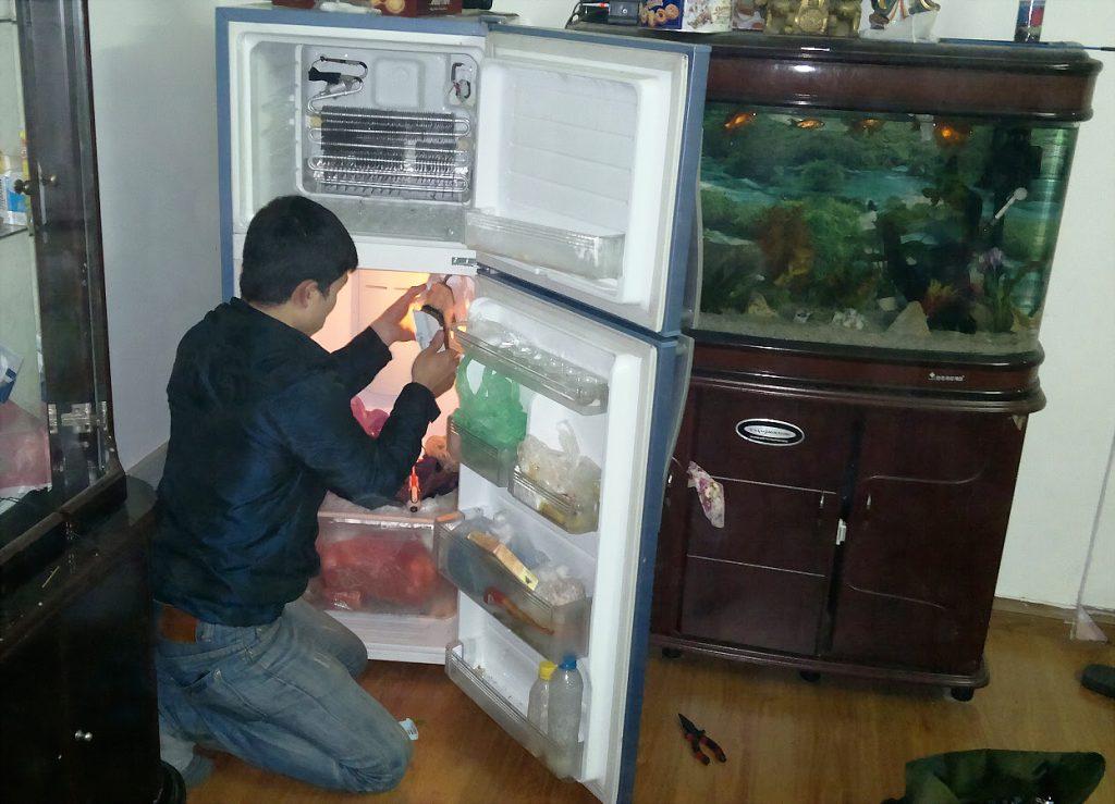 Trung tâm điện lạnh Đức Hưng - Dịch vụ sửa tủ lạnh uy tín tại quận Đống Đa
