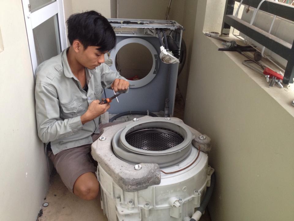 Trung tâm sửa chữa máy giặt uy tín