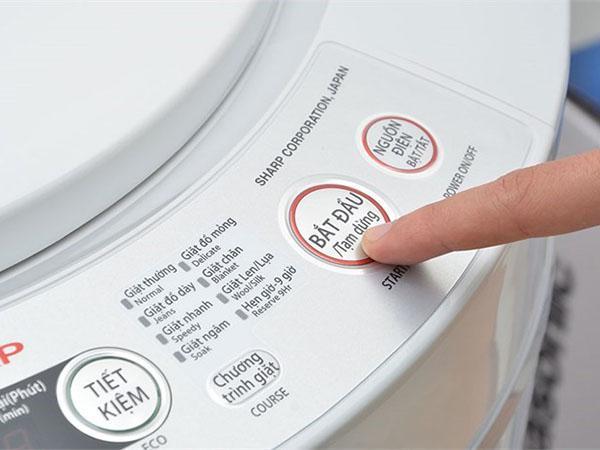 Cách khắc phục lỗi E3 trên máy giặt Toshiba