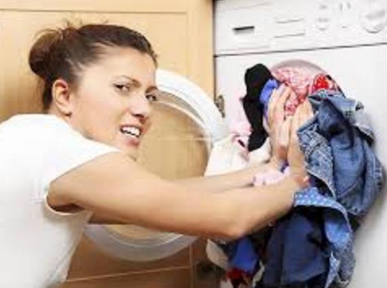 Không nên khiến máy giặt quá tải.