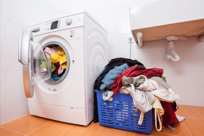 Thói quen sử dụng máy giặt sai cách cần loại bỏ
