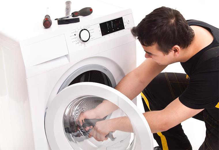 Khắc phục lỗi máy giặt đang giặt bị mất nước