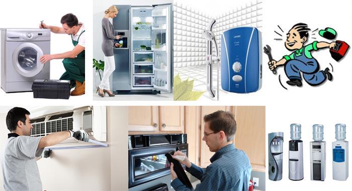 Điện lạnh Đức Hưng chuyên sửa chữa bảo hành điện lạnh tại nhà