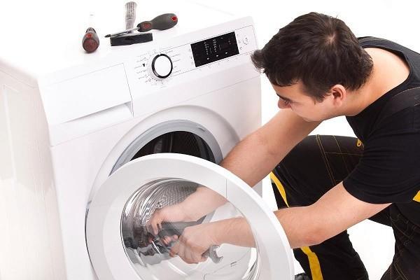 dịch vụ sửa máy giặt tại điện máy Đức Hưng