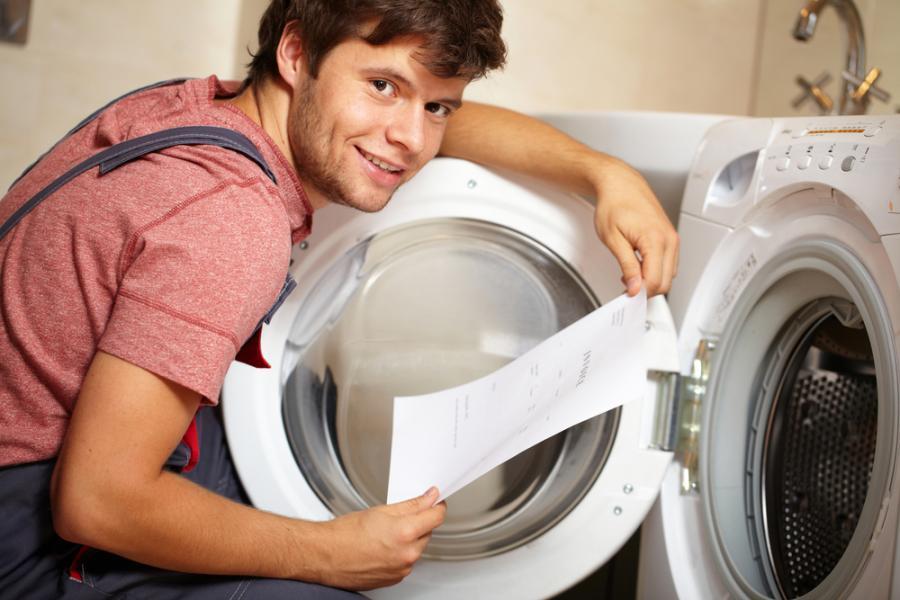 Sửa máy giặt bị kẹt không xả nước