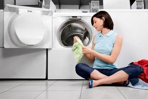 Vì sao máy giặt không vắt