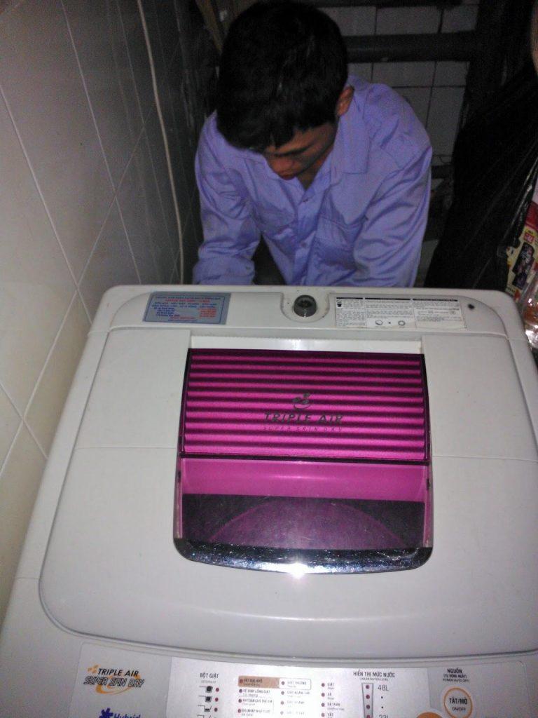 Trung tâm sửa main máy giặt uy tín trên thị trường hiện nay