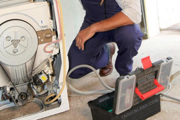 Trung tâm sửa máy giặt nội địa nhật - Điện lạnh Đức Hưng