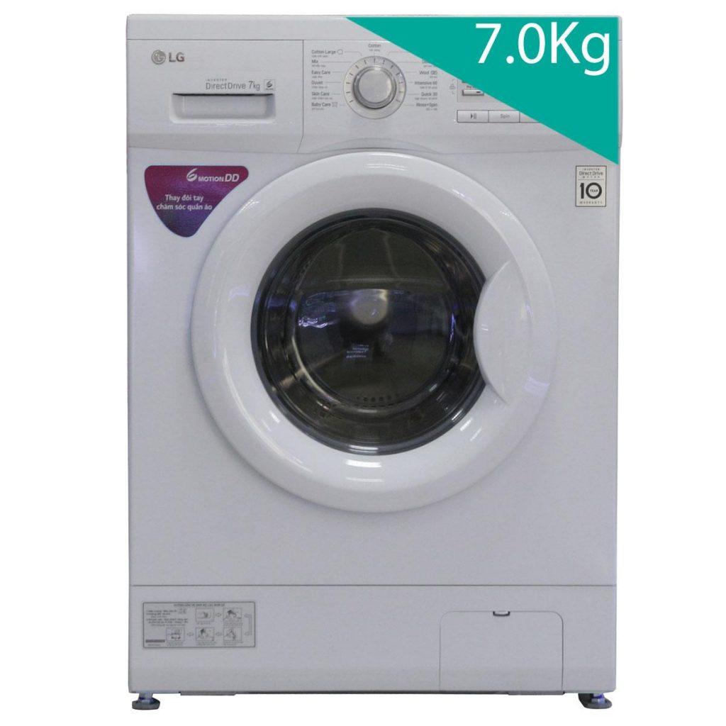 Một số sai lầm thường gặp khi dùng máy giặt LG gây hao tốn điện năng