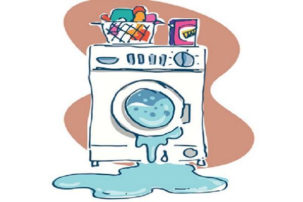 Dấu hiệu nhận biết máy giặt Midea có lỗi tràn nước