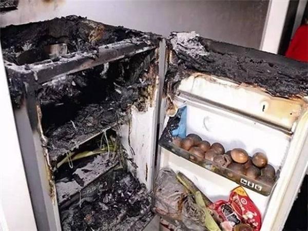 Chăm sóc tủ lạnh cẩn thận để tránh phát nổ