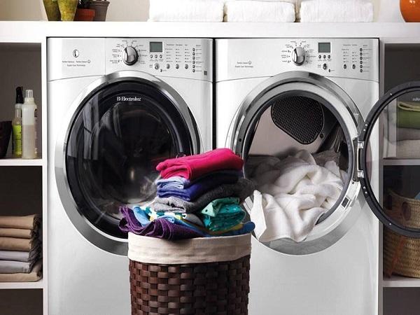 Có thể nói lỗi khiến máy giặt hư phần nhiều do bạn