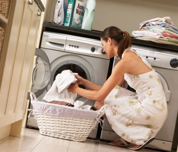 Máy giặt có tác dụng rất lớn tới cuộc sống gia đình