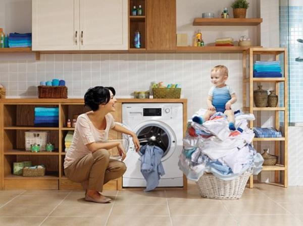 Máy giặt - Sản phẩm mà người tiêu dùng quan tâm