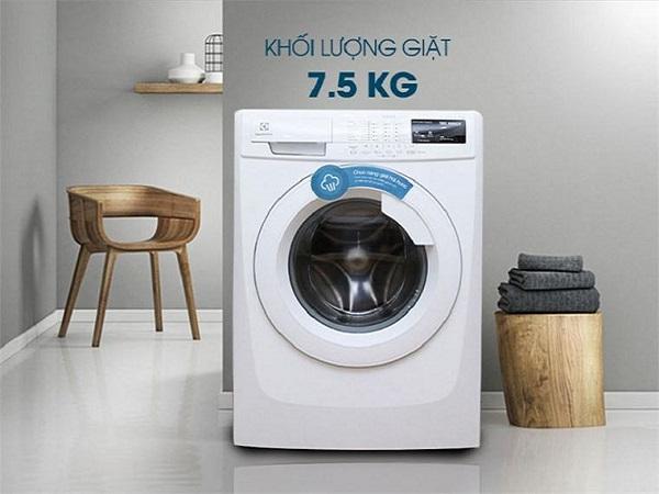 Máy giặt Electrolux được yêu thích bởi sự bền bỉ, thông mình và tiết kiệm
