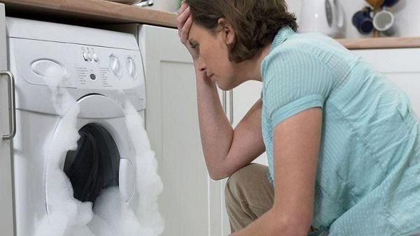 Một trong những sự cố có thể khắc phục bằng bộ nguồn máy giặt
