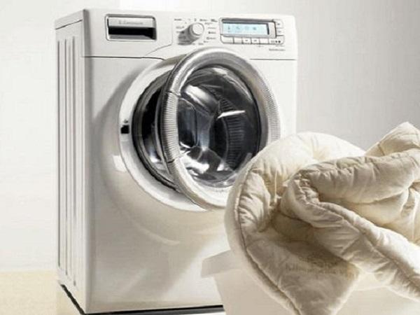 Một vài sự cố xảy ra đối với máy giặt