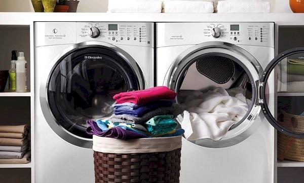 Quần áo sạch sẽ thơm tho