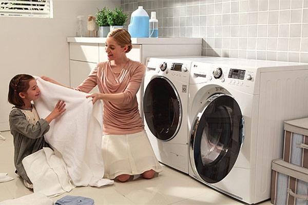 Sản phẩm máy giặt kèm sấy