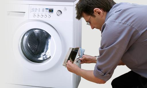 Trục trặc bên ngoài khiến máy giặt không hoàn thành quy trình