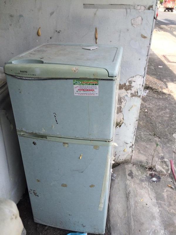 Tủ lạnh cũ thường có nguy cơ phát nổ