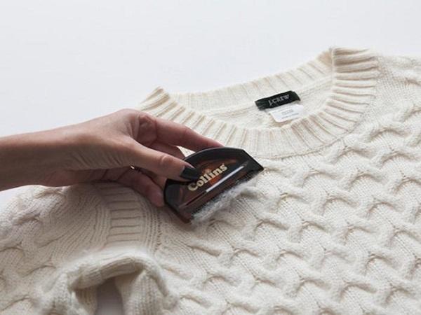 Giặt đồ len đúng cách giúp mềm, giữ màu khi dùng giấm
