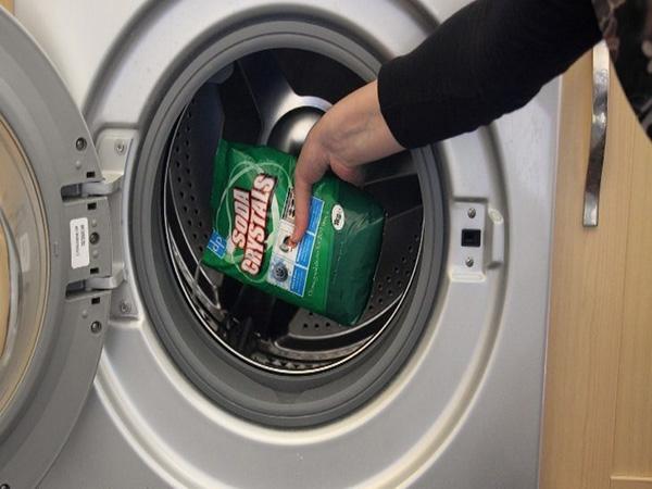 Các cách vệ sinh máy giặt đúng cách