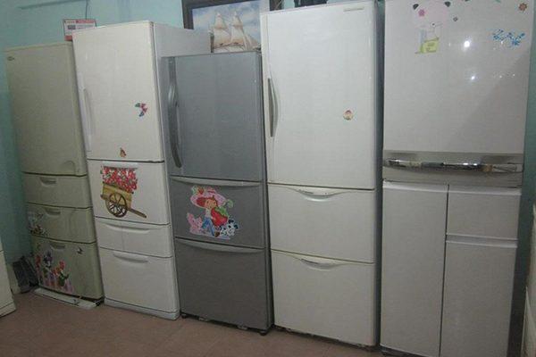 Dịch vụ mua bán tủ lạnh cũ giá rẻ tại Hà Nội