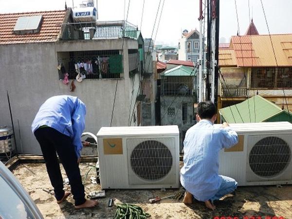 Dịch vụ sửa chữa điều hòa tại Thanh Xuân uy tín giá rẻ