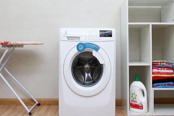 Tư vấn chọn đúng loại xà phòng cho máy giặt cửa ngang