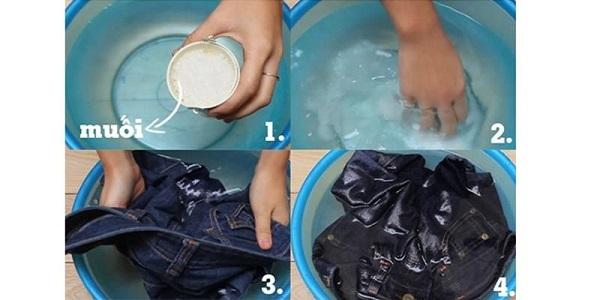 Cách giặt quần jean mới mua về hiệu quả