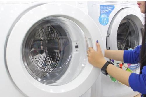 Cách sử dụng máy giặt hợp lý giúp tiết kiệm điện, nước
