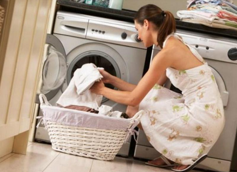 Lợi ích của việc xả hết nước trong máy giặt
