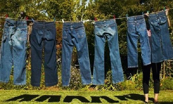 Quần jean mới mua về nên làm gì?